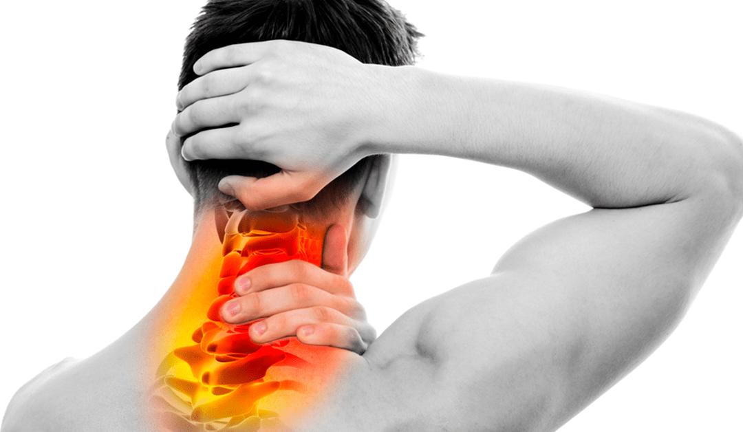 Dor cervical – Os principais sintomas
